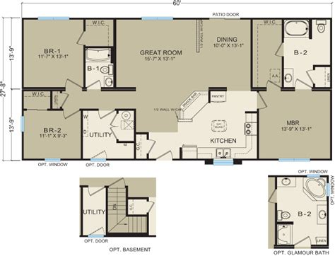 michigan modular homes 3621 prices floor plans