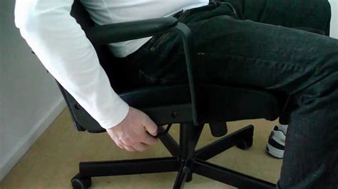 sedia fingal malkolm swivel desk office chair demo