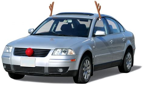 how to hook up car antlers and nose reindeer vechicle set with jingle bells reduced to 11 95