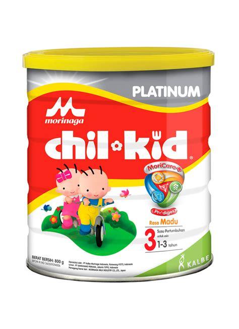 Chil Kid Platinum Vanila 800g 1 morinaga chil kid pltnm 3 moricare madu klg 800g klikindomaret