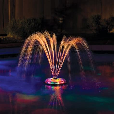 shop small underwater floating light  fountain