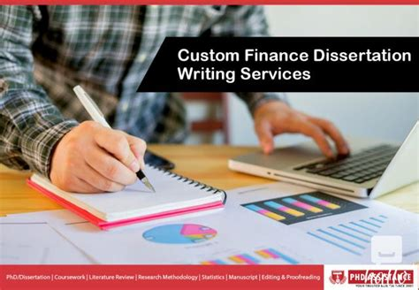 finance dissertation help custom finance dissertation writing services