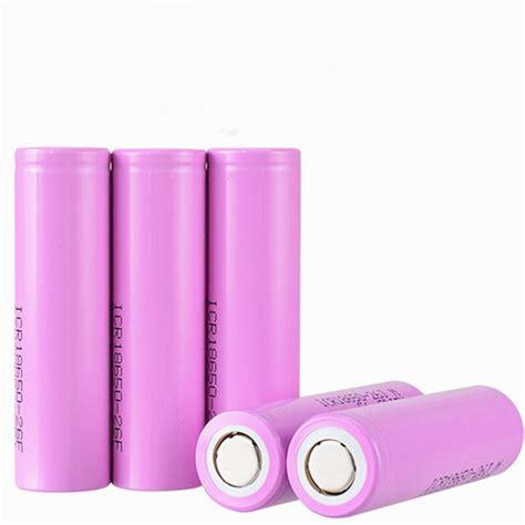 Baterai Samsung 18650 2200mahbekas Laptop hame baterai 18650 inr 3 7v 2200mah flat top purple
