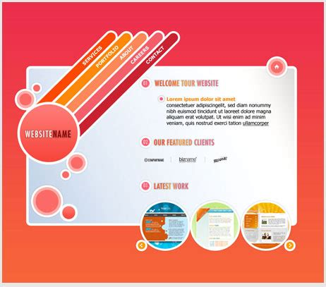 layout design 27 best photoshop web layout design tutorials to design