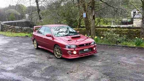 automobile air conditioning service 2000 subaru impreza interior lighting subaru 2000 impreza turbo 2000 awd red sti version 6 car for sale