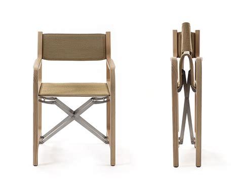 sedie de sedie da regista eleganti e pratiche la casa in ordine