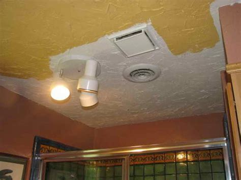 How To Cover Popcorn Ceiling With Wood by How To Repairs How To Cover Popcorn Ceiling Image How