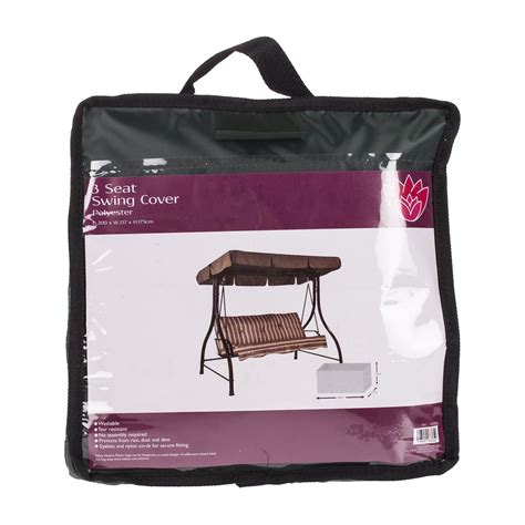 swing covers three seat swing cover