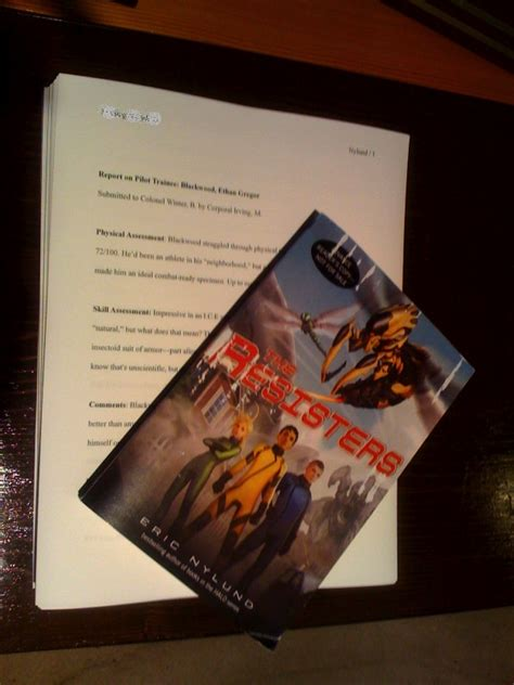 resisters book series the resisters eric nylund