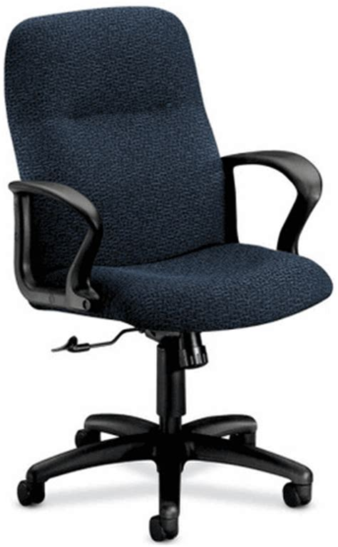 hon mid back executive desk chair 2072 free shipping