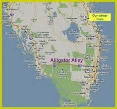 alligator alley florida map alligator alley in south florida alligator alley also
