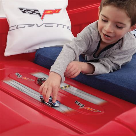 step2 corvette toddler to bed with lights corvette toddler to bed with lights bed step2