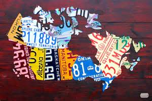 canada license plate map the tin snip times what s new more license plate and