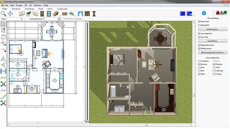 turbofloorplan instant architect