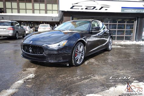 Maserati Awd by Maserati Ghibli Sq4 Awd