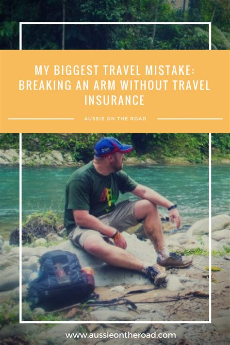 my travel mistake breaking an arm without travel