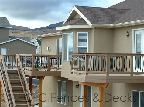 second story deck plans pictures stunning 22 images 2nd story deck plans house plans 45450
