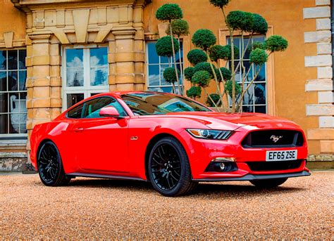 used ford mustang uk ford mustang coupe 2015 buying and selling parkers