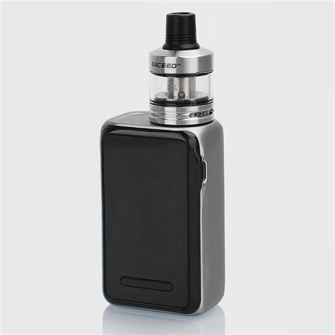 Joyetech Cuboid Lite 3000mah With Exceed D22 Vaporizer Paket Ngebul authentic joyetech cuboid lite 80w 3000mah silver mod exceed d22 kit