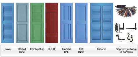 houses with shutters on windows select shutter style