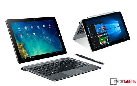 Terbatas Chuwi Hi10 Plus Ultrabook Tablet Pc Dual Os Windows 10 Remix chuwi hi10 pro new 2 in 1 dual os with remix techtablets
