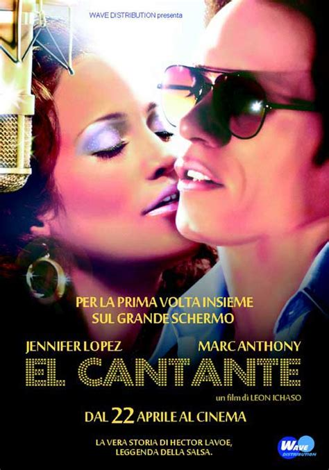 El Cantante Gets A New Poster by El Cantante Posters From Poster Shop