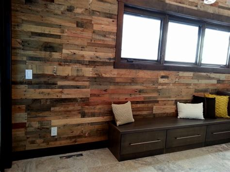 recycled pallet wood paneling sustainable lumber company