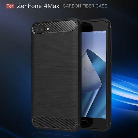 Fiber Line Zenfone 4 Max 5 5 Zc554kl Spigen Like Cover Casing Hp carbon fiber texture brushed tpu mobile phone for