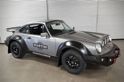 This Porsche 911 Safari Is The Rally Car