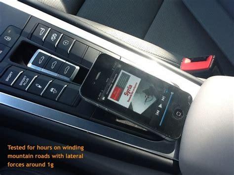 diy iphone holder  porsche  speedonline