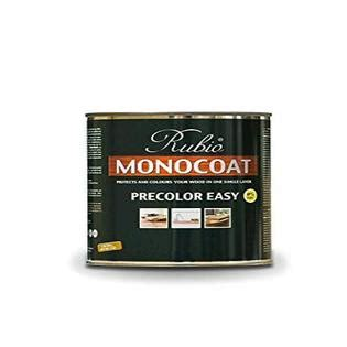 rubio monocoat wood stain pre color easy vanilla cream  ml