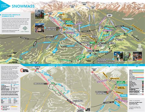 snowmass trail map expresso trail in snowmass co aspen trail finder