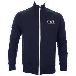 Paolo Moschino ea7 by emporio armani train core id navy tracksuits ea7