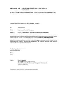 End Of Contract Letter Sle To Employer Writing A Letter To Cancel A Service