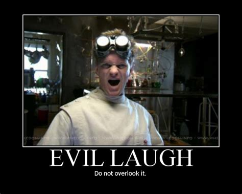 Meme Evil Laugh - january 2011 cheesewearing theology
