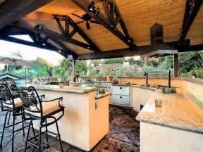Outdoor kitchen design luxury kitchentoday