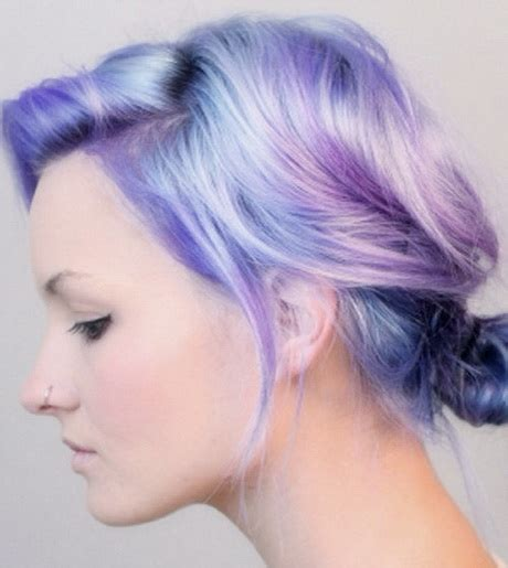 hairstyles two colors 2 color hairstyles