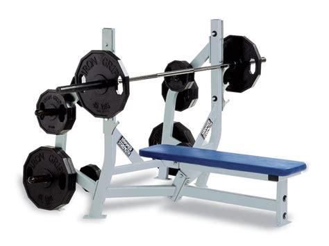 hammer strength olympic flat bench equipment oakleyfitness co uk