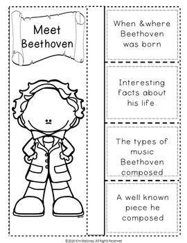 beethoven biography for elementary 2285 best music ideas images on pinterest music