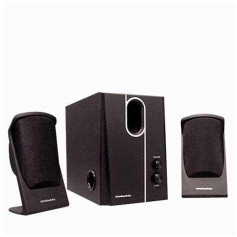 Speaker Aktif Mini Simbadda audio terbaru
