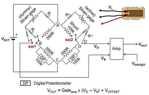 shunt resistor wheatstone bridge wheatstone bridge shunt resistor 28 images connecting strain gages and shunt resistors to