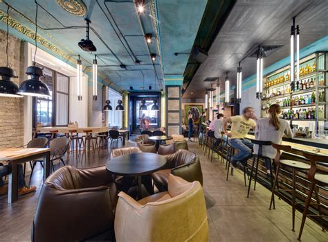 Mystery Island Kitchen by Dogs Amp Tails Bar And Caf 233 In Kiev By Sergey Makhno