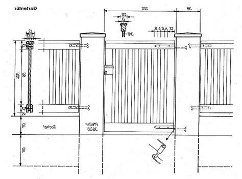 Gartentor Bauen Anleitung gartentor selber bauen metall gartentor metall selber