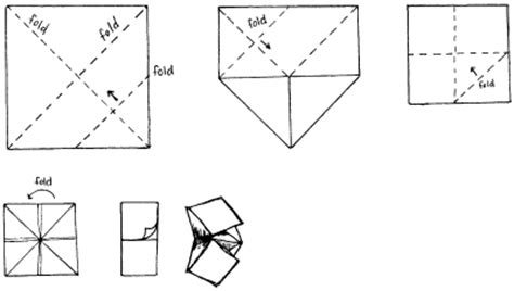 How Do You Make Paper Fortune Teller - the gallery for gt how to make a paper fortune teller