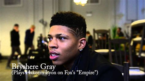 hair style from empire tv show bryshere gray portrays hakeem lyon on fox television s