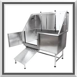 Dog In The Bathtub Sale Large Professional Stainless Steel Dog Pet Grooming