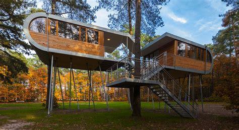 baumraums treehouse retreat  belgium jebiga design