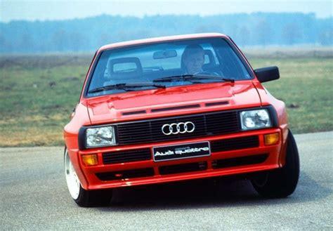 Audi Quattro 86 by Audi Sport Quattro 1984 86 Wallpapers