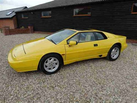 how to learn about cars 1989 lotus esprit seat position control lotus 1989 esprit series 3 turbo car for sale