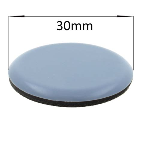 mm ptfe coated stick  pads glides  furniture
